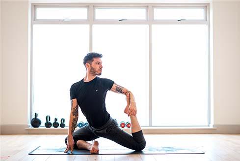 Slow Flow Yoga Image